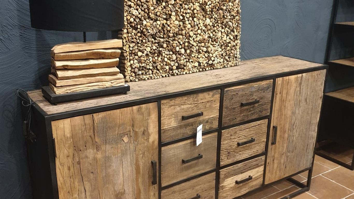 De 5 voordelen van houten meubelen