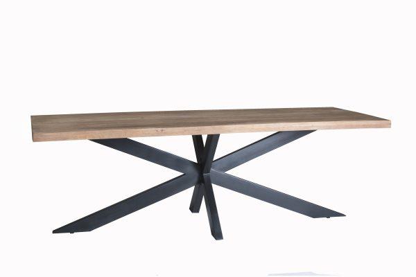 Industriële Eettafel DT - Brix Sturdy Spider 180 cm